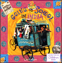 Going to School in India, el libro