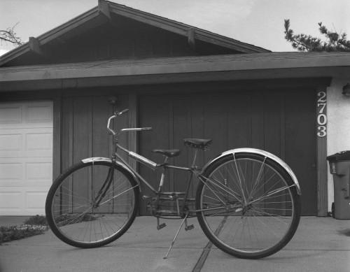 Bicicleta para dos o tándem románico | Autoría: Reflectionless