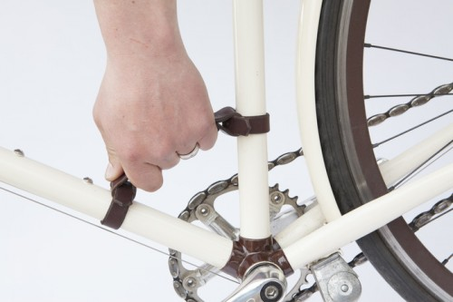 Asa para bicicletas de Walnut Studiolo
